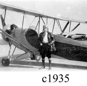 1935 Plane
